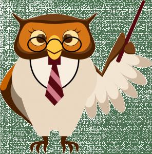 owl-teacher