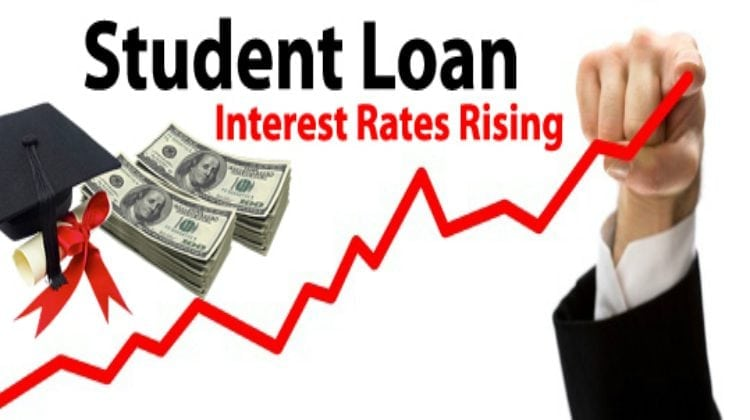 Rising Interest Rates On Federal Student Loans Us