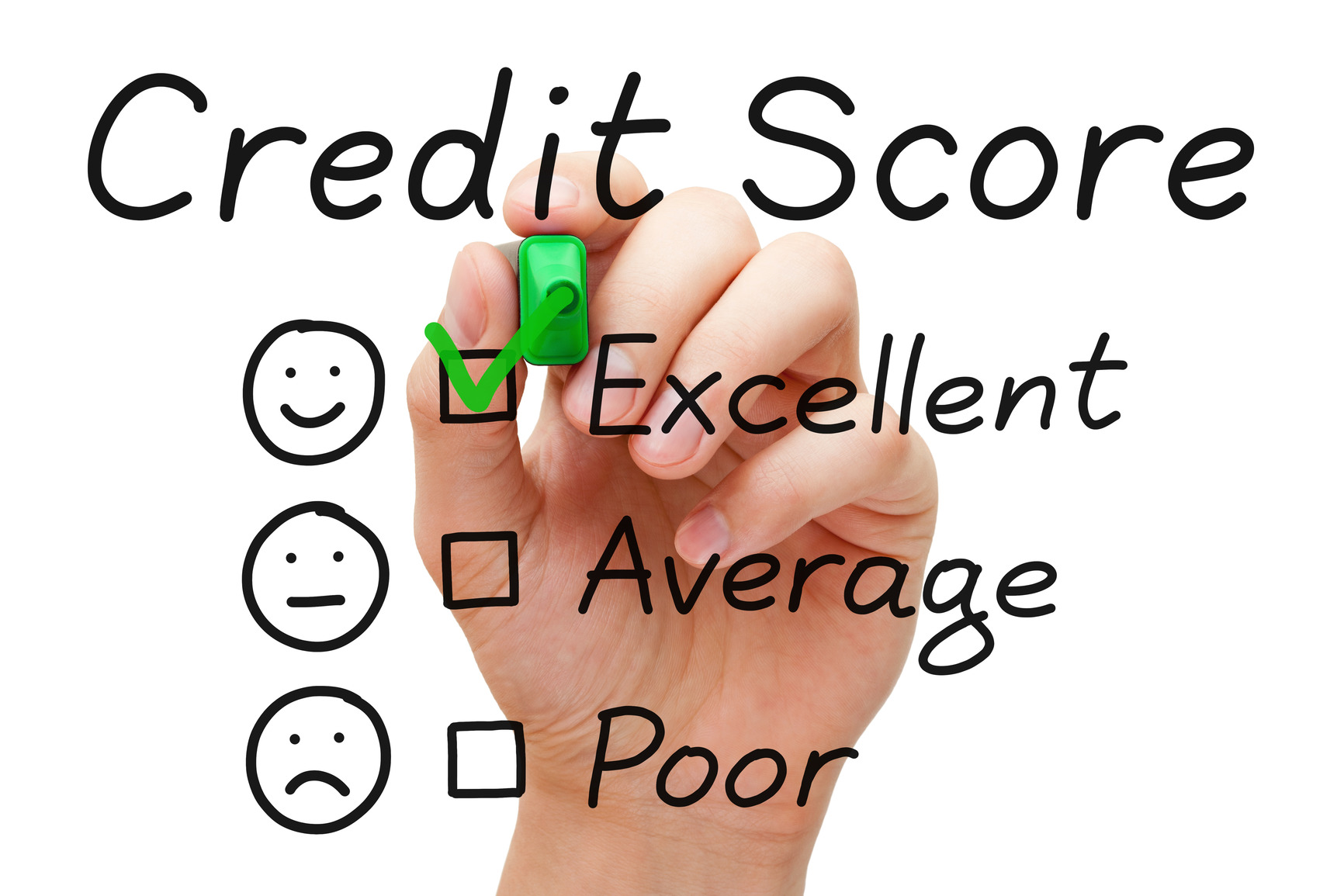 Excellent Credit Score Car Loan  Month