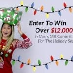 Attention Student Loan Borrowers: Win Over $12,000 In Cash And Prizes This Holiday Season!