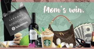 Hey Moms- We Love You! So We're Running Our First Annual $5K Giveaway For Mother's Day