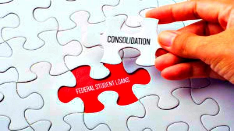 Consolidate Loan Student