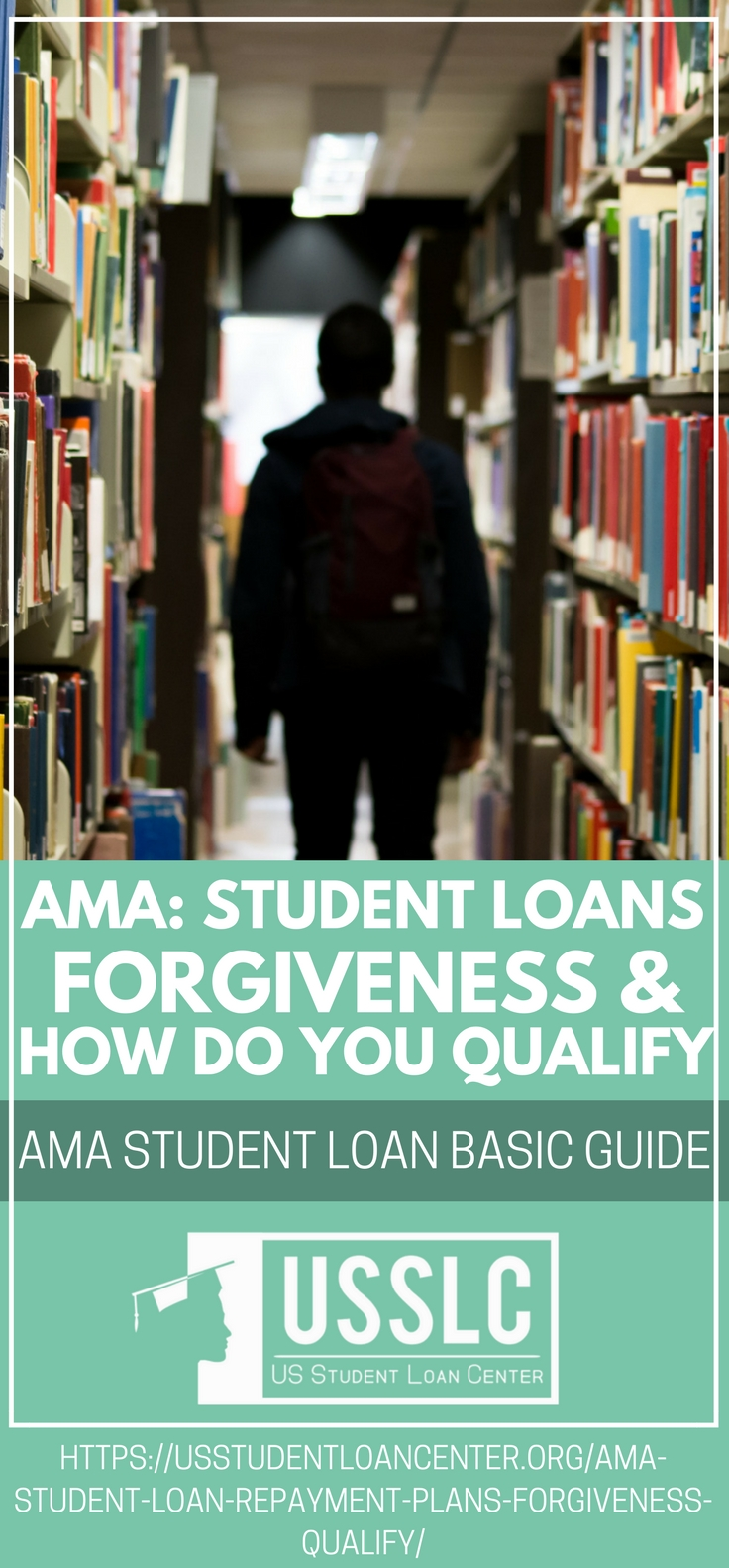 PLACARD   AMA: Student Loan Repayment Plans, Forgiveness & How Do You Qualify