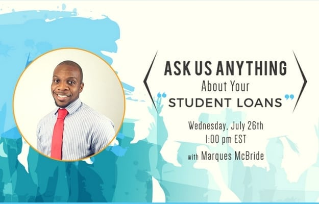 Student Loans, Ask Me Anything Introduction   AMA: Student Loan Repayment Plans, Forgiveness & How Do You Qualify