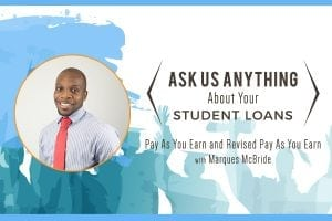AMA: Student Loan Pay As You Earn And Revised Pay As You Earn