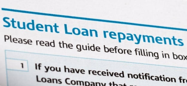 Student Loan Repayments On Tax Form How Do Student Loans