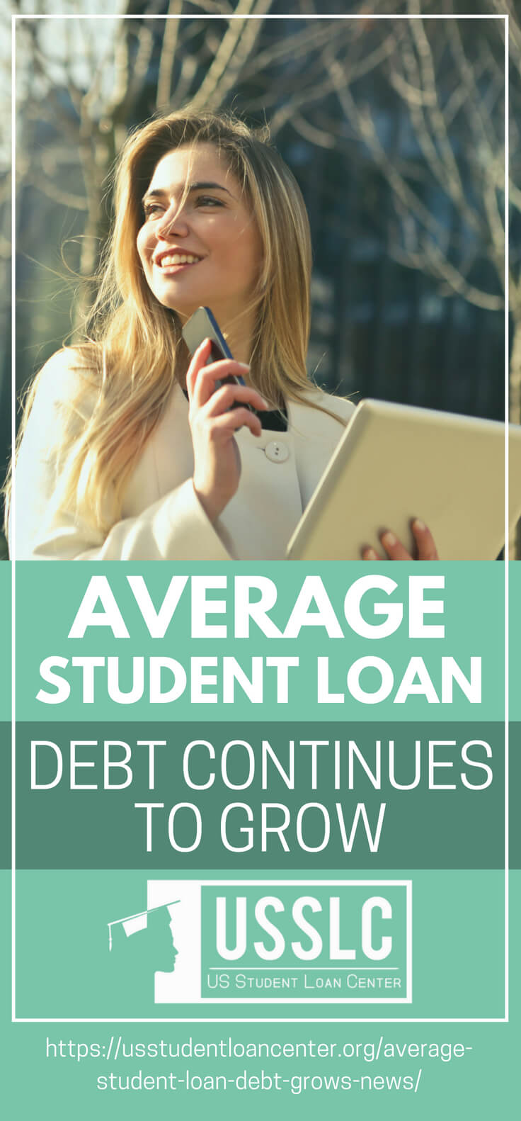 Average Student Loan Debt Continues to Grow