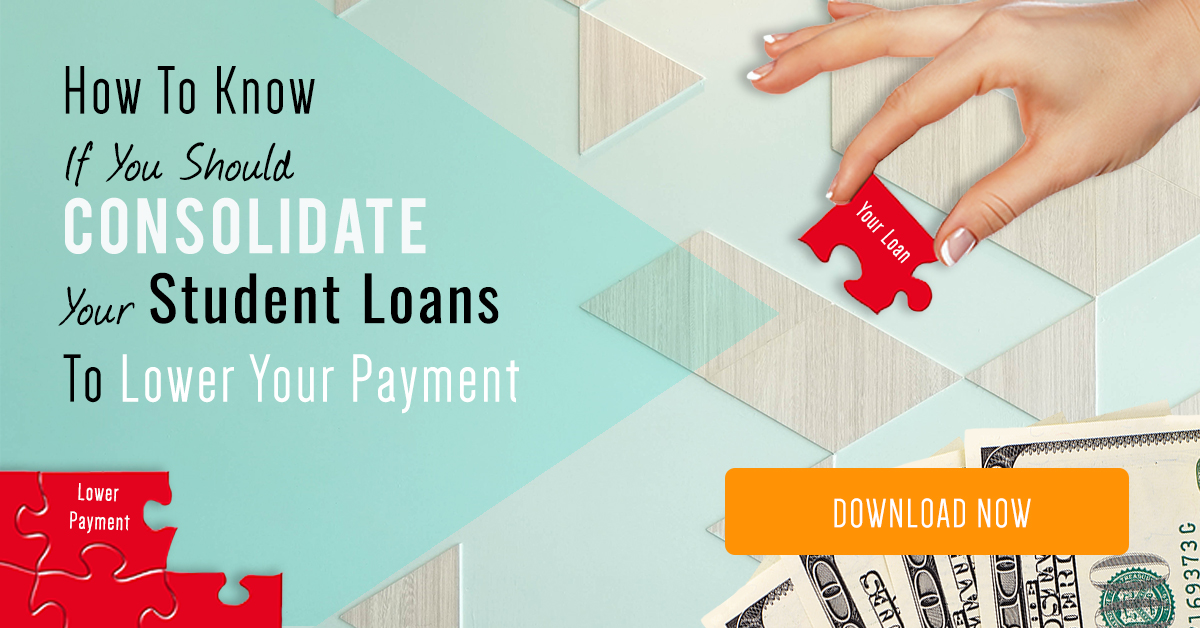 Student Loan Consolidation >> Guidance For Federal Student Loan Consolidation Released
