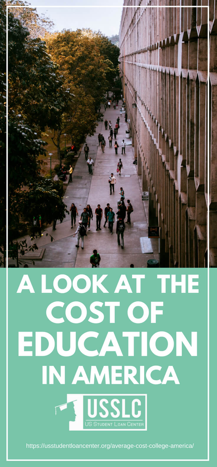 What's the Average Cost of College: A Look At The Cost of Education in America