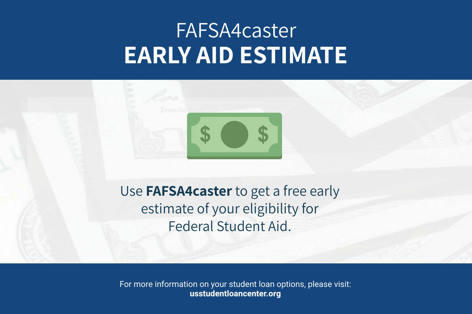 What is the FAFSA4Caster?